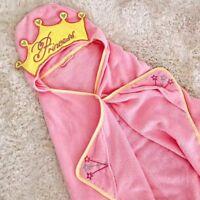 100% Cotton Hooded Baby Towel 600GSM Kid Toddler Robe Animal Swim Beach 120*90cm