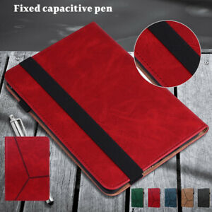 For Lenovo Tab M10 FHD Plus TB-X606F/X P11 Flip Stand Wallet Leather Cover Case