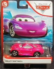 2020 DISNEY PIXAR CARS HOLLY SHIFTWELL LONDON CHASE FROM CARS 2 RARE MIP IN HAND