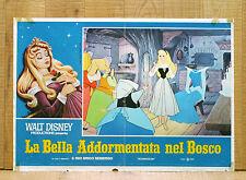 LA BELLA ADDORMENTATA NEL BOSCO fotobusta poster affiche Walt Disney 1959 AK42