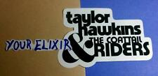 TAYLOR HAWKINS & THE COATTAIL RIDERS FOO FIGHTERS JANE'S ADDICTION CASE Sticker