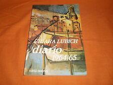 chiara lubich diario 1964/1965 città nuova 1985