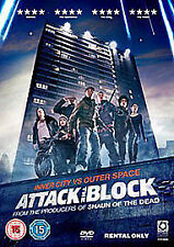 Attack The Block (Blu-ray)  BRAND NEW & SEALED
