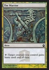 The Warrior NM Theros Release Day Hero Promo Card MTG Magic Cards UNUSED CODE