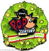 WDW Happy Holidays 2006: Pop Century Resort LE 750 Pin