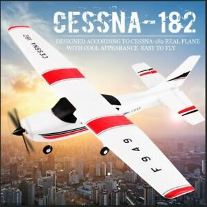 Park10 F949G 3Ch RC Airplane Fixed Wing Plane Outdoor toys with 2.4G Transmitter