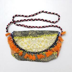 Vintage Tribal Banjara Indian Handmade Ethnic Women Purse Boho Fancy Clutch Bag