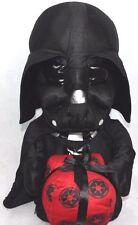 Star Wars Darth Vader Holiday Greeter solid plush 21 inches tall!