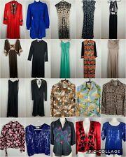 20 Piece Lot 1970s 1980s Vintage Lot Clothes Dress Shirt Resell Boho Disco Tlc