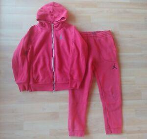 Jordan Hoodie Sweatshirt and Sweatpants Set size US Boys 10-12