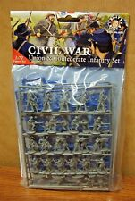BILLY V AMERICAN CIVIL WAR  UNION & CONFEDERATE INFANTRY 1/72  FIGURES