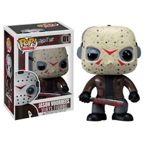 Friday the 13th - Jason Voorhees #01 Pop! Vinyl Chase GITD Pop!