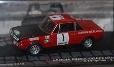 1/43 IXO Rally Collection Lancia Fulvia Coupè Rallye 1.6HF #1 Marocco 1972