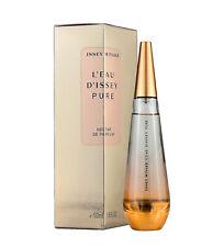 Issey Miyake Léau d`Issey Pure 50ml Eau de Parfum Spray Neu & Originalverpackt