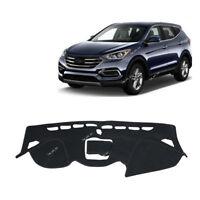 LHD Car Dash Board Carpet Sun Cover Mat For KIA Sportage R 11 12 13 14 15