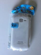 Coque Telephone Samsung Galaxy S3 Mini Plastique Blanc Blanche White Phone Cover