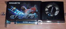 NVIDIA GeForce gtx275 896mb PCIe Graphics Card Gigabyte gv-n275ud-8961 HDMI dvivga