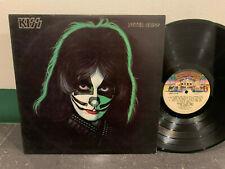 "Peter Criss 33 rpm Philippines 12"" EP LP KISS"