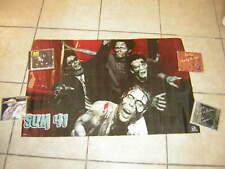Sum 41 Poster Vintage 2003 Licensed By Funky Zombie Look Deryck Whibley