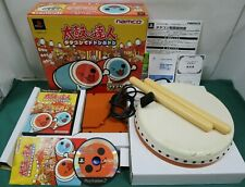 PlayStation2 Taiko no Tatsujin Tatacon de Dodon ga Don + Tatacon. *JAPAN* 2985