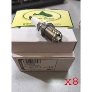 LAND ROVER SPARK PLUG SET x8 2 LEGS RANGE M62 03-05 LR021006 ALLM