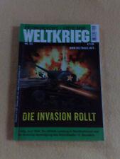 Weltkrieg Doppelband Nr. 102 Die Invasion rollt