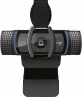Logitech C920s Pro HD 1080p Webcam with Privacy Shutter