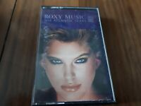 ROXY MUSIC - THE ATLANTIC YEARS 1973- 1980-  CASSETTE TAPE ALBUM 1983