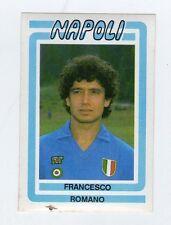 figurina CALCIO FLASH 1988 NUMERO 173 NAPOLI ROMANO