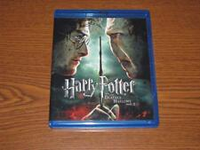 Harry Potter and the Deathly Hallows: Part II (Blu-ray, 2011)