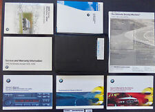 99 1999 BMW E46 M M3 Convertible Owners Manuals Drivers Books Pouch Set  # P125