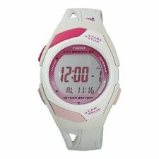 Casio Women's Runner Eco Friendly Digital Watch STR300-7