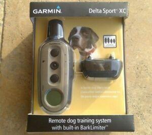 🌟🎈 GARMIN Delta Sport XC Remote Dog Training System 010-01470-01 🌟