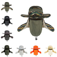 cc50bab52e6 Unisex Brim Boonie Hat Quick Drying Outdoor Fishing Sun Cap Climbing Bucket  Hat