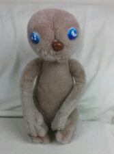 "Vintage Kamar 1982 E.T.  Extra Terrestial 13""  Soft Toy Plush Universal Studios"