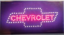 Chevrolet Neon LED Sign,Store,Business,Window Sign,Burner sign For Shop