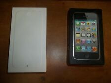 Apple iPhone 3GS Black For Parts & Box PLUS iPhone 6 Box