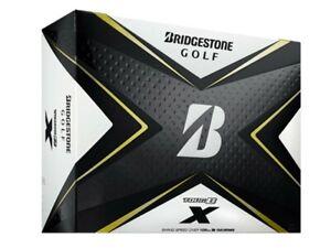 NEW Bridgestone 2020 Tour B X Golf Balls - Drummond Golf
