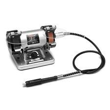 150W Pro-Max 3'' Bench Grinder Polisher Metal Polishing Buffing Kit Machine