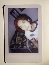 Official Photocard/Polaroid Jinu Winner Single Album Our Twenty For Album