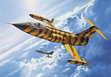 REVELL #4668 F-104G Starfighter 1:48 SCALE #04668
