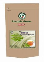 Holy Basil (Tulsi) Tea - Anti Aging, Stress Relief,Weight loss 100 Teabags