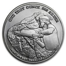 1 oz Silver Round - Pan American Silver Corp - SKU#170101