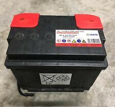 Batteria Varta VRLA 60 Ah 680A (EN) anche per start & stop