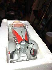 New ListingDanbury Mint 1935 Duesenburg Ssj Roadster 1:24 Die Cast With Box & Insert