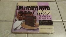 Death by Chocolate Cakes: Array of Chocolate Enchantments - Desaulniers - NEW HC