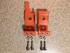 Fork Shoe Guards Covers Orange KTM SX/SXF/EXC/EXCF/XC/XCF 150 200 250 300 450