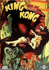 DVD KING KONG UND DIE WEISSE FRAU # Fay Wray  KLASSIKER ++NEU