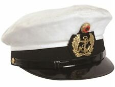 BW Marine Schirmmütze Maatenmütze Mütze Kapitänsmütze gebraucht