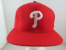 Philadelphia Phillies Hat (VTG) - By Midway Enterprises - Adult Snapback - NWT
